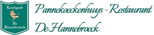 Pannekoeckenhuys – Restaurant De Hannebroeck